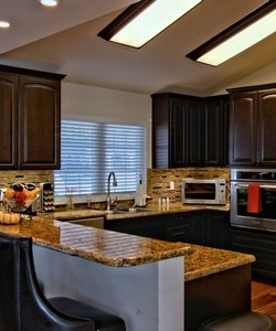 Residents of our Comal County Apartments can enjoy our elegant community great room.