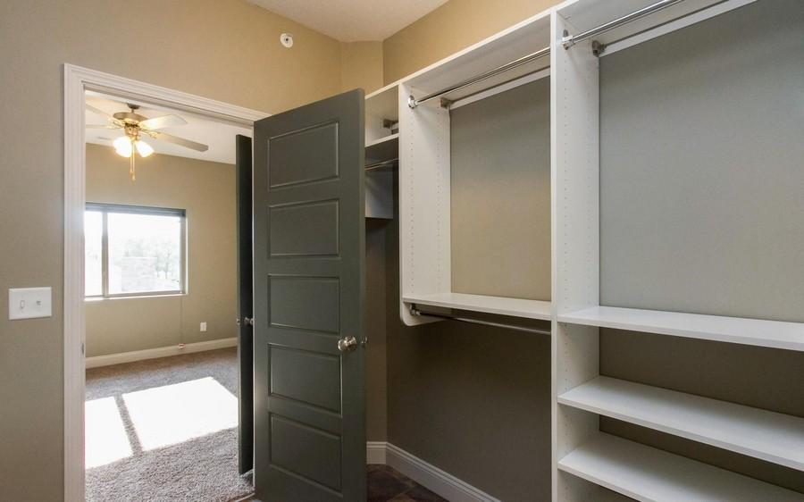 Master Closet (Solano Floorplan)