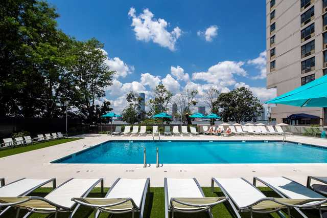 Apartments in Battery Park City for rent with no fee.