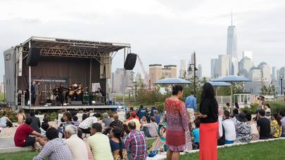 2015 Beach Party with Lee Fields & The Expressions