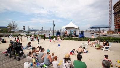 2016 Beach Party with The Fuzzy Lemons & The Benjamins