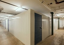 Additional storage lockers