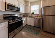 Stainless Steel Appliances (Gas Range, Refrigerat