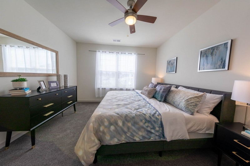 Ceiling Fans (Bedroom Only)