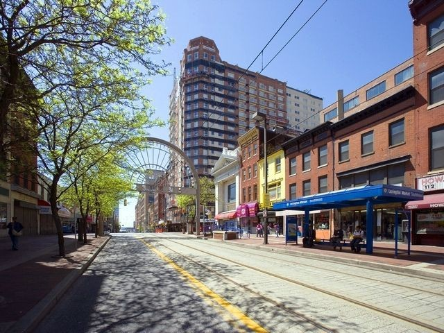 Baltimore street view