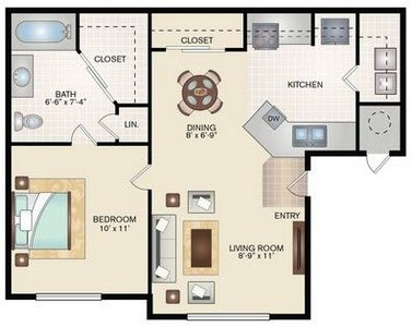 Weslaco Tx Apartments Keystone Plans And Pricing