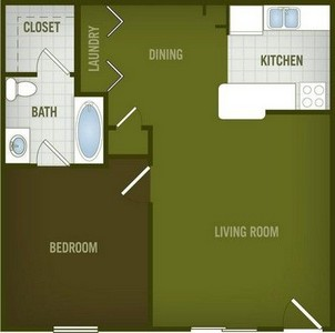 Layout of Solms floor plan.