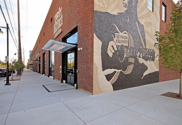 Nearby music center. Click to view the photo gallery.