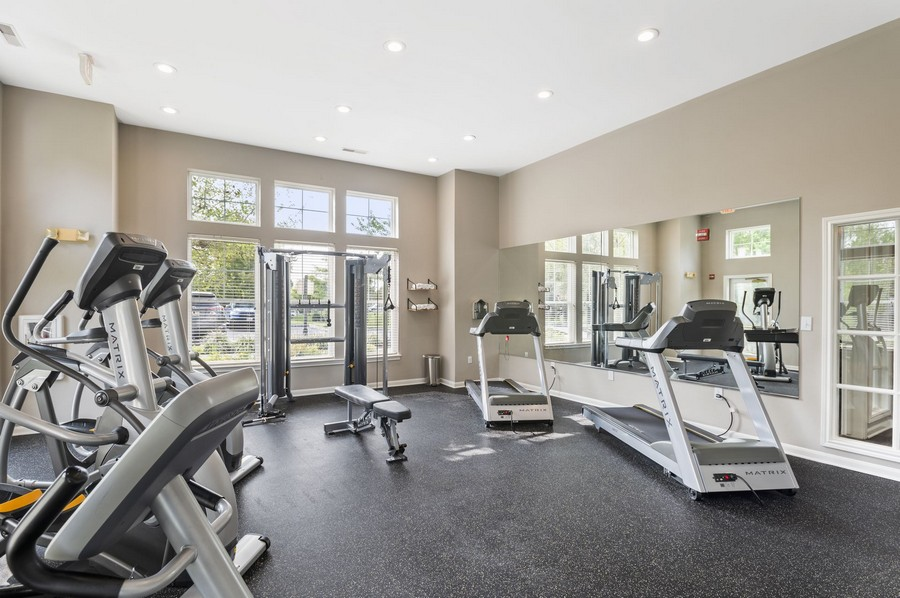 Newly Renovated with brand new fitness equipment