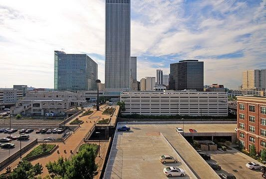 view of Downtown Tulsa