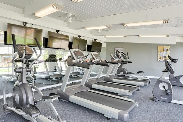Fitness Center with Cardio Machines. Click to view the photo gallery.
