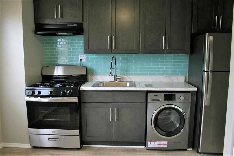 New updated kitchens
