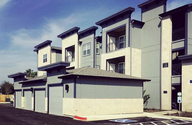 Detached garages. Click to view the photo gallery.