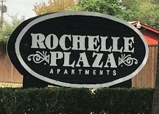 Apartment signage