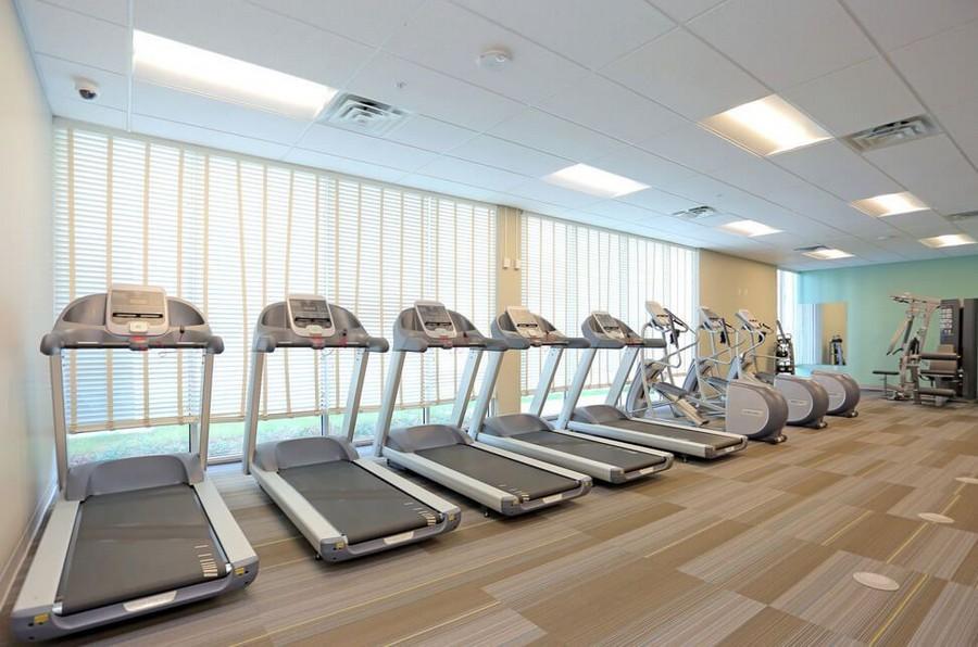 Treadmills and ellipticals
