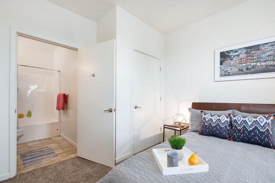 Bedroom Closet Area