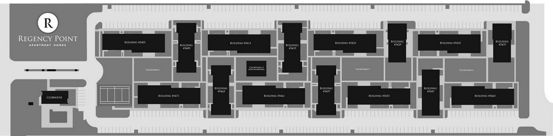 Site plan for the property. Click to view a larger image of the site plan.