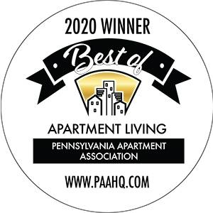 2020 Best of Apartment Living Award