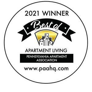 2020 Best of Apartment Living Award