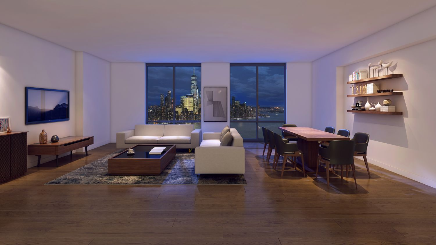 The Best Apartments For Rent In Jersey City NJ By Night