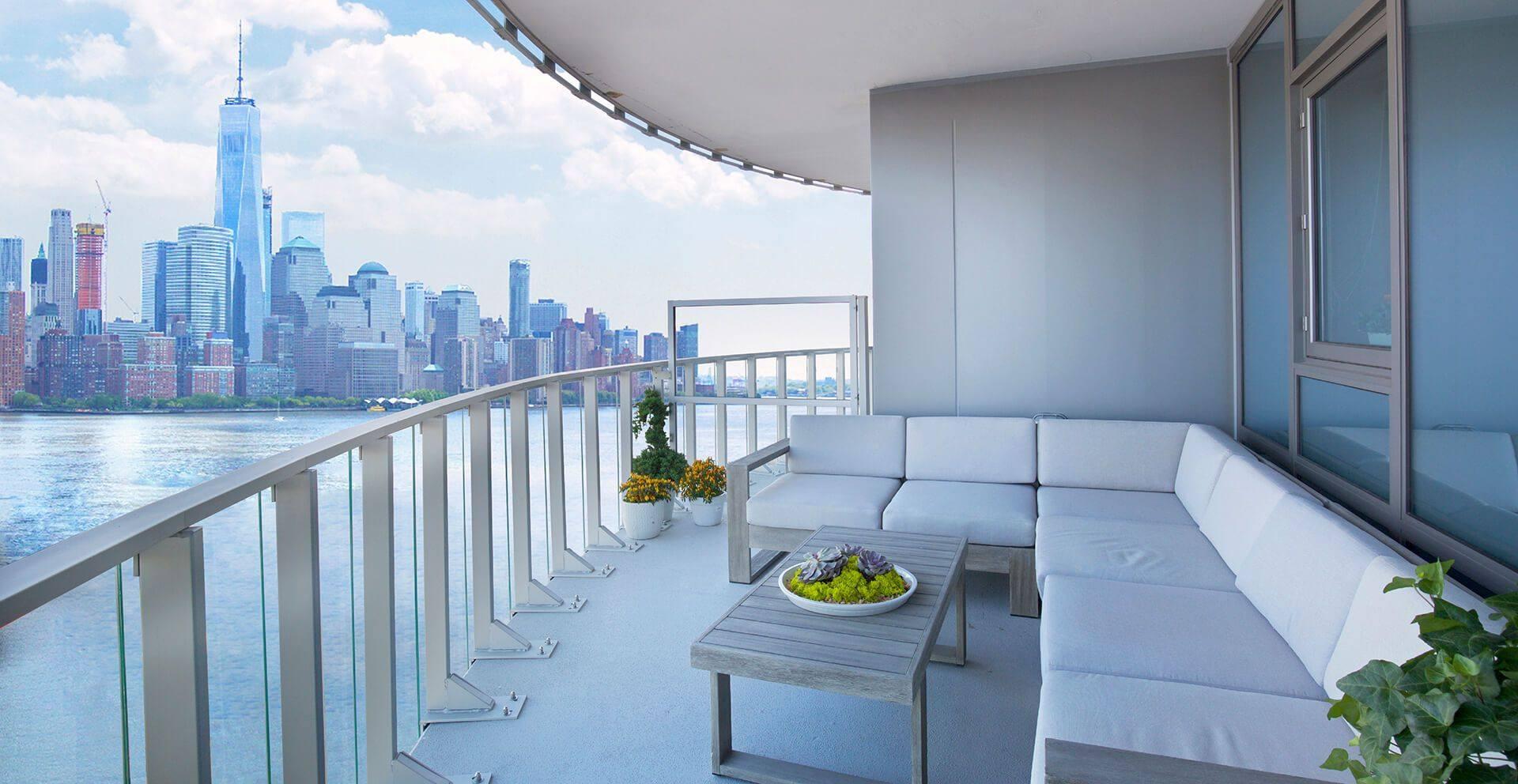Jersey city luxury apartments ellipse newport waterfront