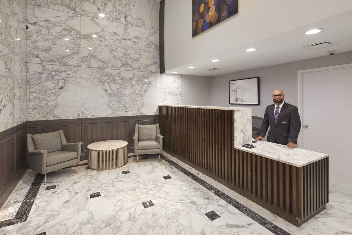 Manhattan Luxury Apartments with Doorman and 24-hour Attended Lobby