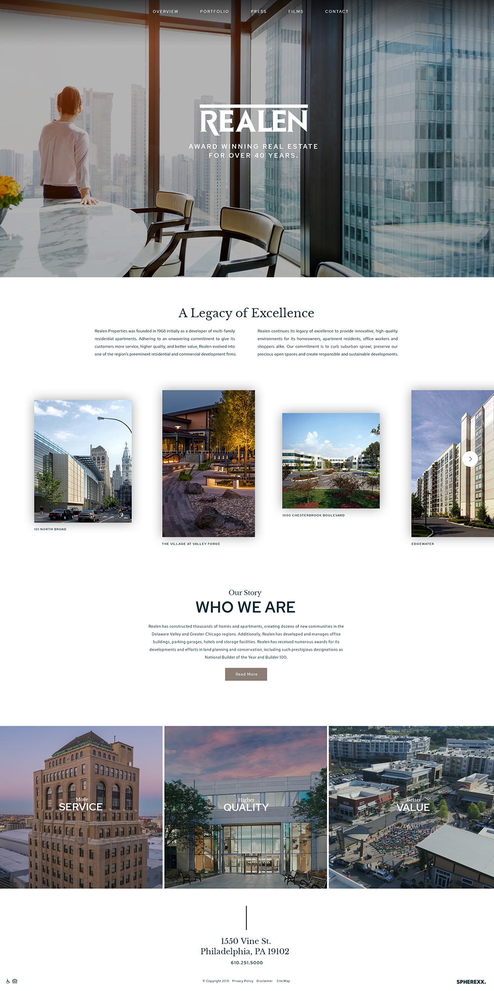 Realen Design Concept